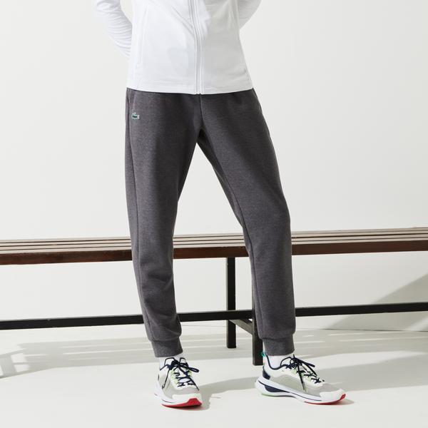Lacoste Men's Mesh Panels Tracksuit Pants