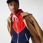 Lacoste Women's Colourblock Zip Hoodie
