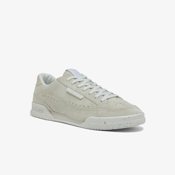 Lacoste Men's Twin Serve Luxe Leather Sneakers