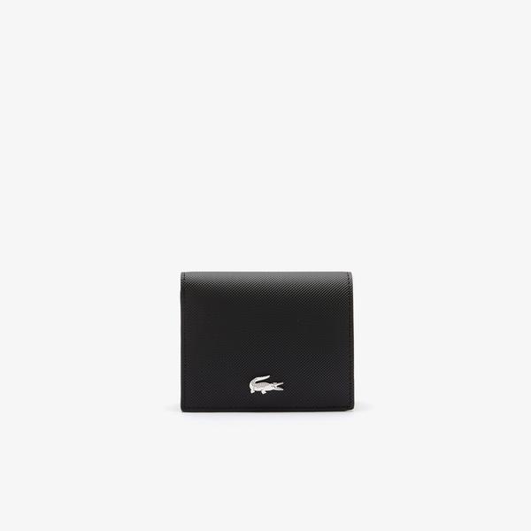 Lacoste Women Zip Wallet